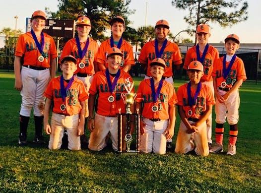 baseball fundraising - Plant City Raiders