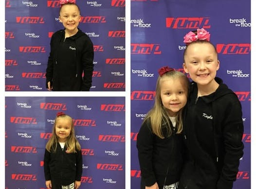 sports teams, athletes & associations fundraising - Kayla & Isabella's competition fundraiser