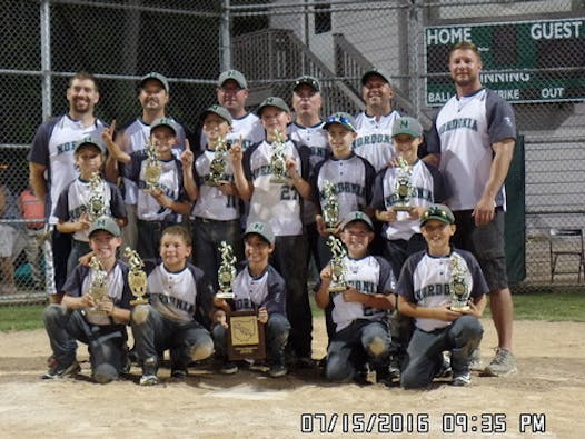 baseball fundraising - Nordonia Knights 11u Travel Baseball