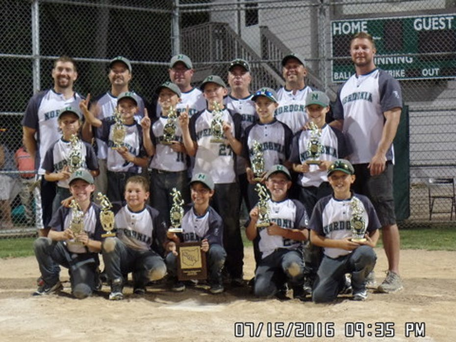 Nordonia Knights 11u Travel Baseball