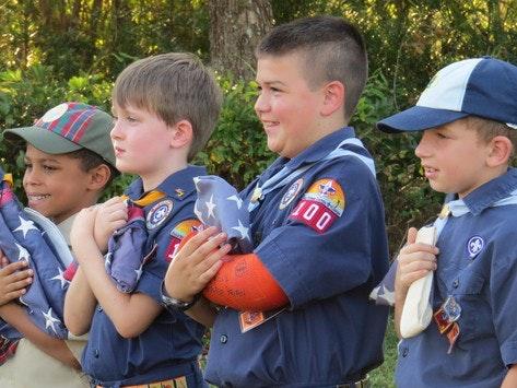 FUMC Cub Scout Pack 100