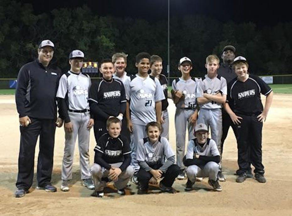 Snipers Baseball - U14