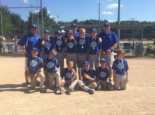 baseball fundraising - TPC Baseball 14U