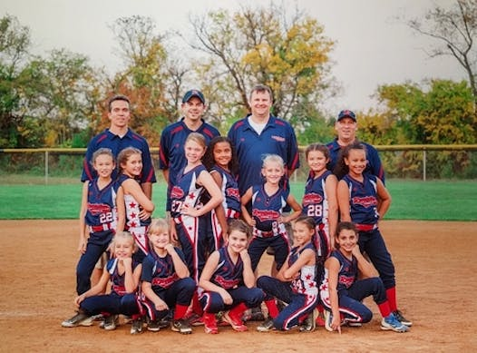 softball fundraising - Leesburg Revolution 10U  Softball