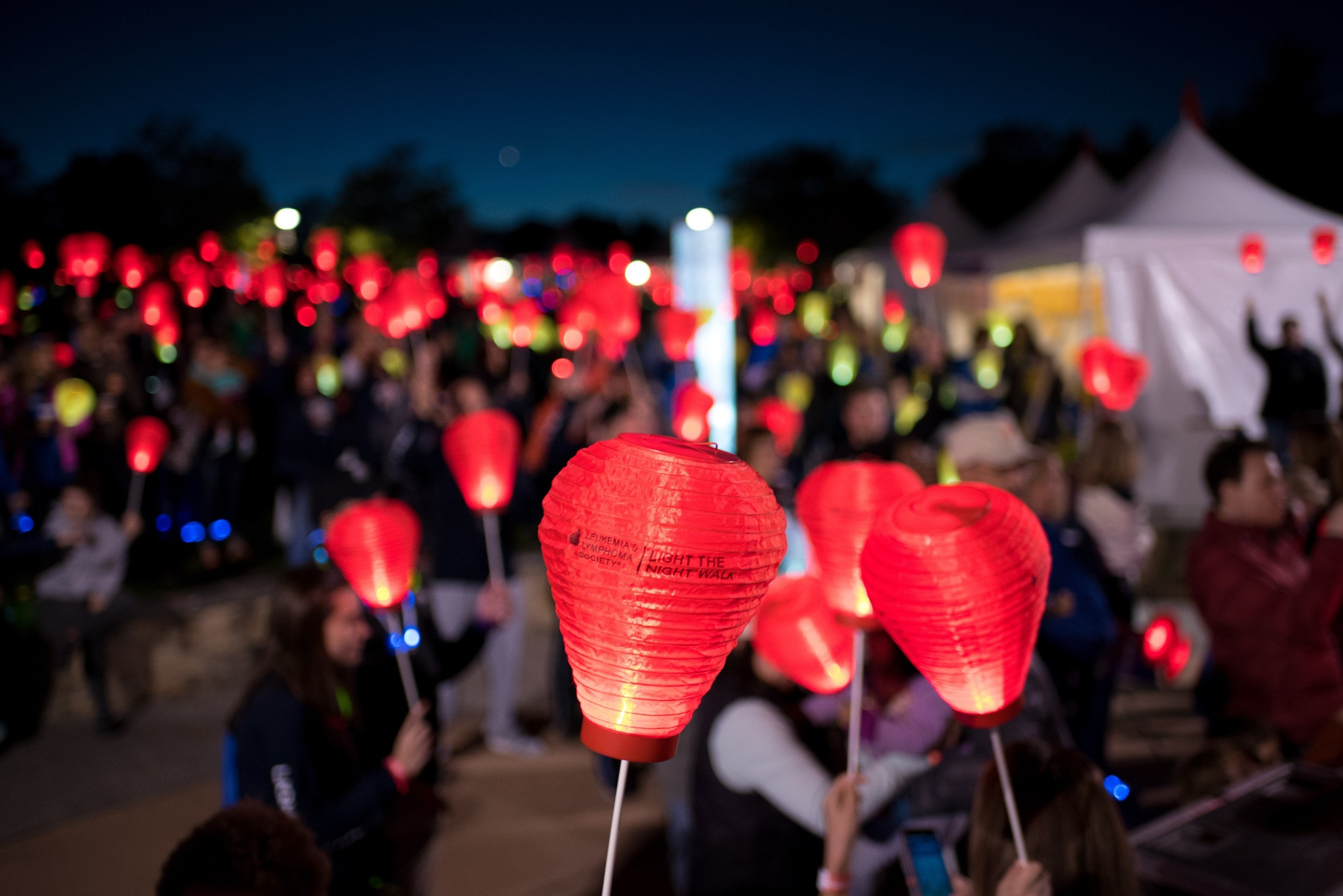 Leukemia & Lymphoma Society - EPA Light The Night