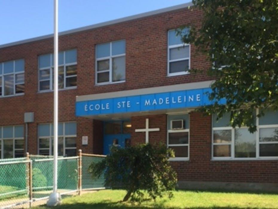 Ecole Sainte-Madeleine