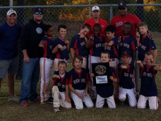 sports teams, athletes & associations fundraising - 9u West Cobb Red Sox