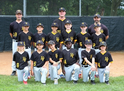 baseball fundraising - HV 11U Travel Baseball Team