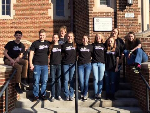 church & faith fundraising - Zion Lutheran Youth Gathering Group