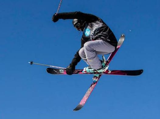 skiing fundraising - BC Freestyle Ski Team