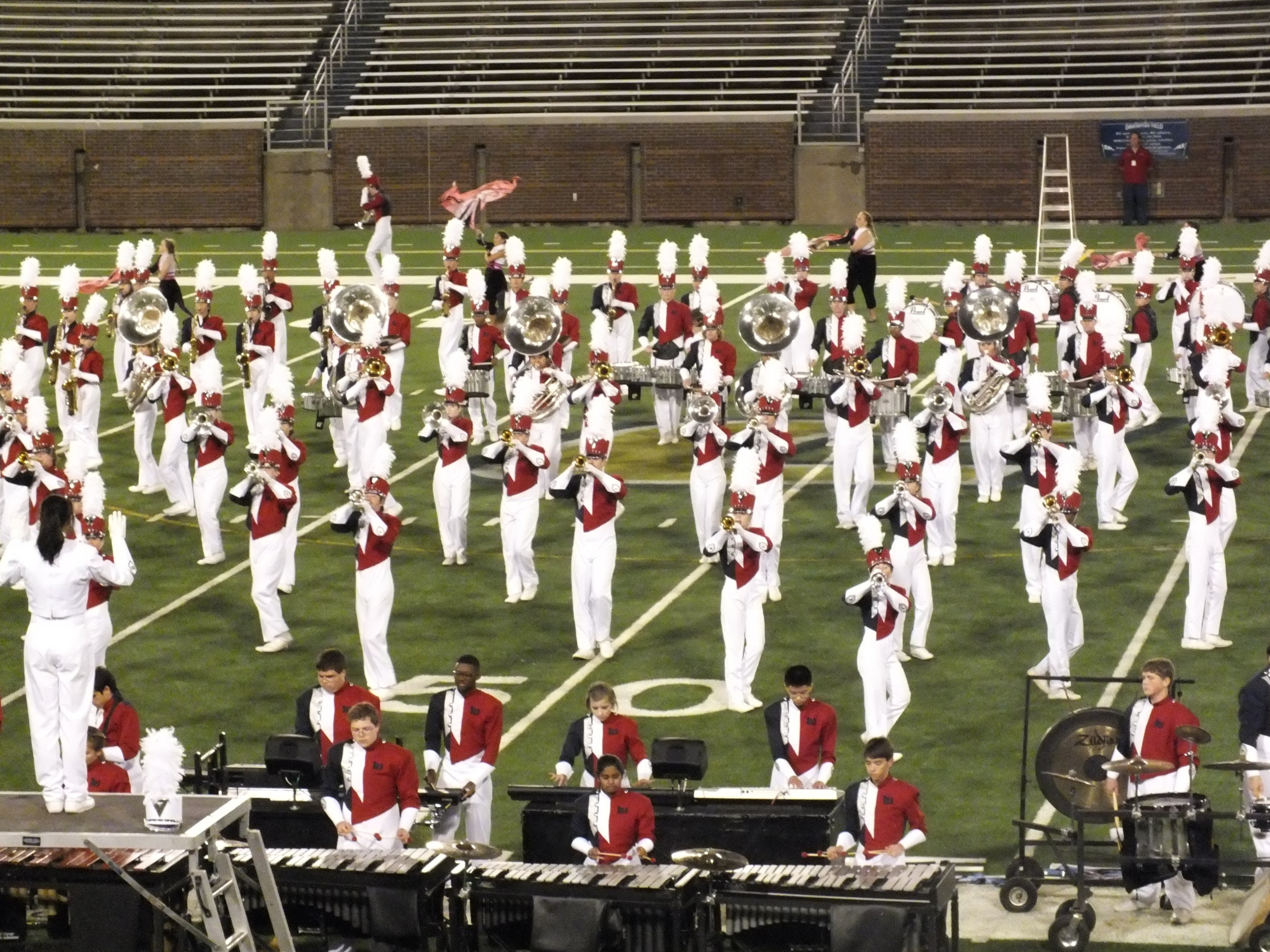 Bob Jones High School Band