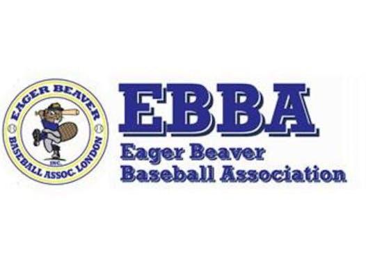 baseball fundraising - EBBA - Eager Beaver Baseball Association