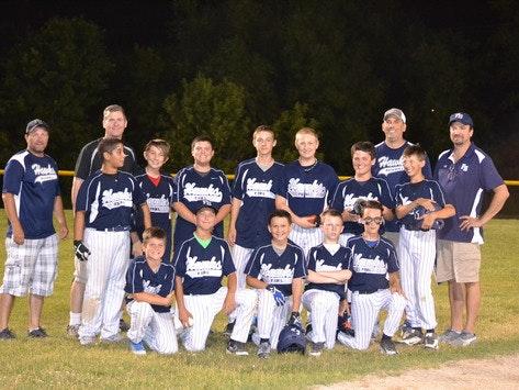 baseball fundraising - 13u Frankfort Square Hawks