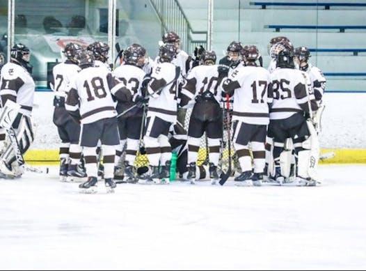 ice hockey fundraising - Mount Carmel hockey