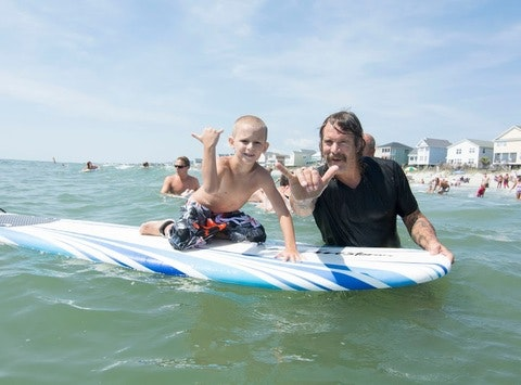 surfing fundraising - Surf Dreams Foundation