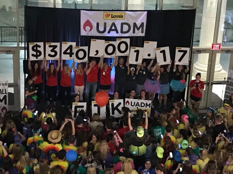 The University of Alabama Dance Marathon