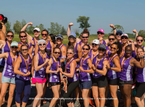 Ottawa Galley Girls Dragon Boat Team