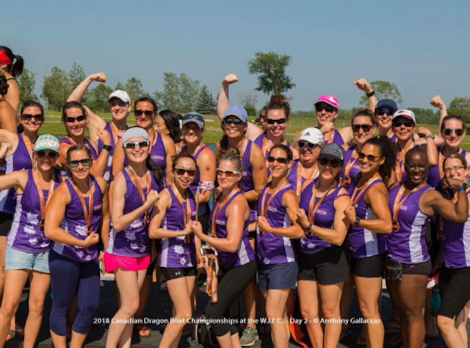 Ottawa Galley Girls Dragon Boat Team