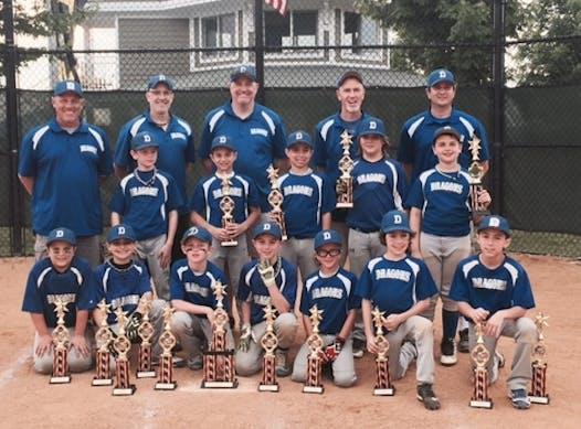 baseball fundraising - Denville Dragons Baseball