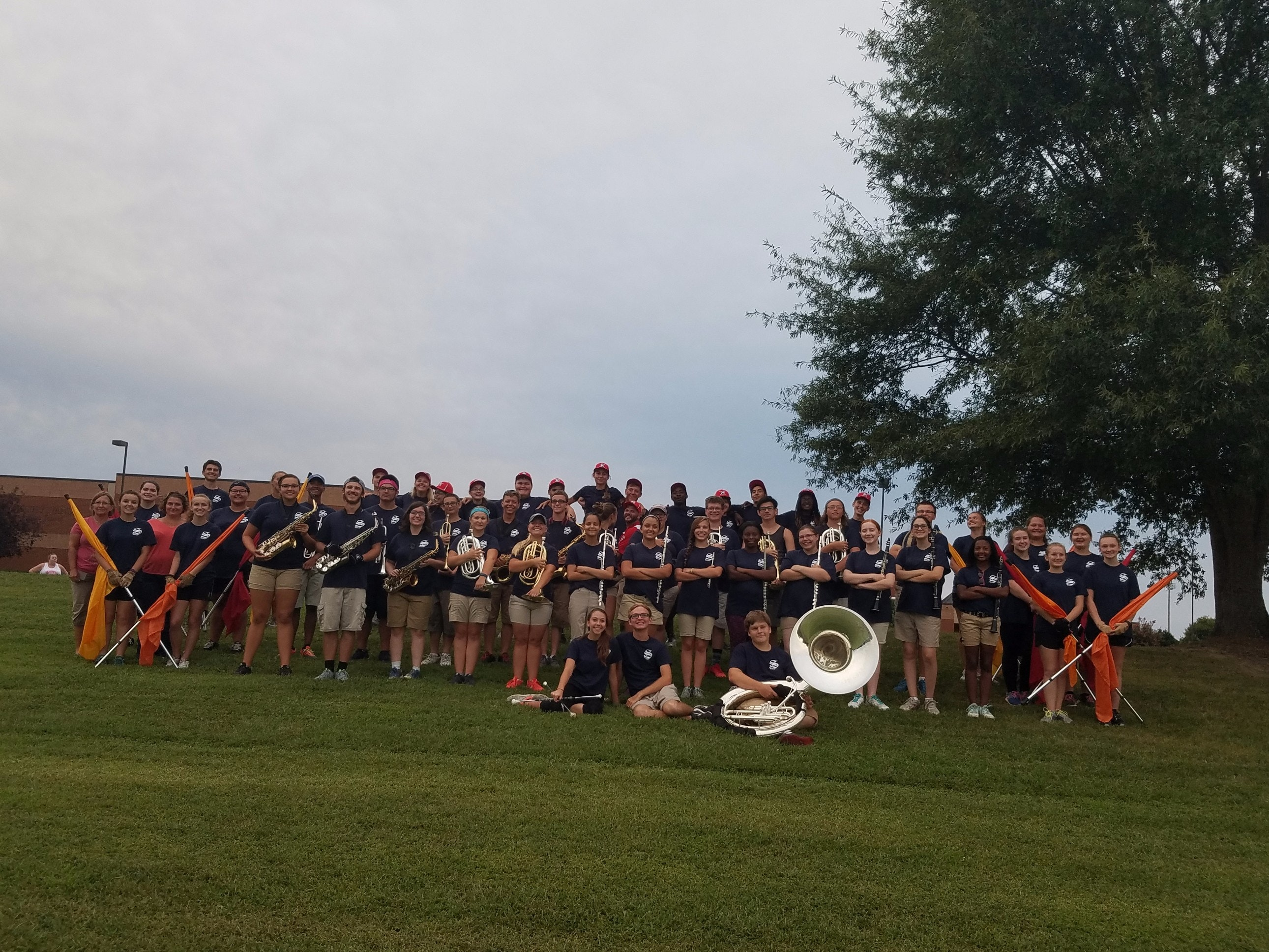 Spotsylvania High School Marching Band