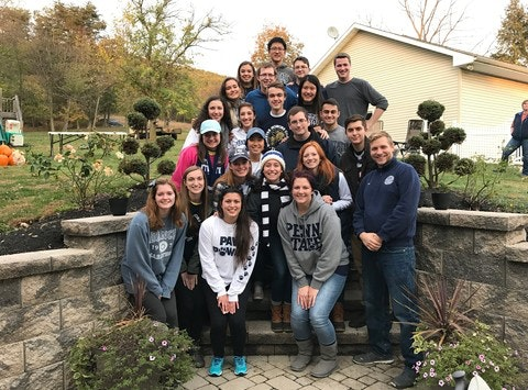 Schreyer Honors College Student Council Benefitting THON