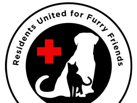 animals & pets fundraising - Residents United for Furry Friends