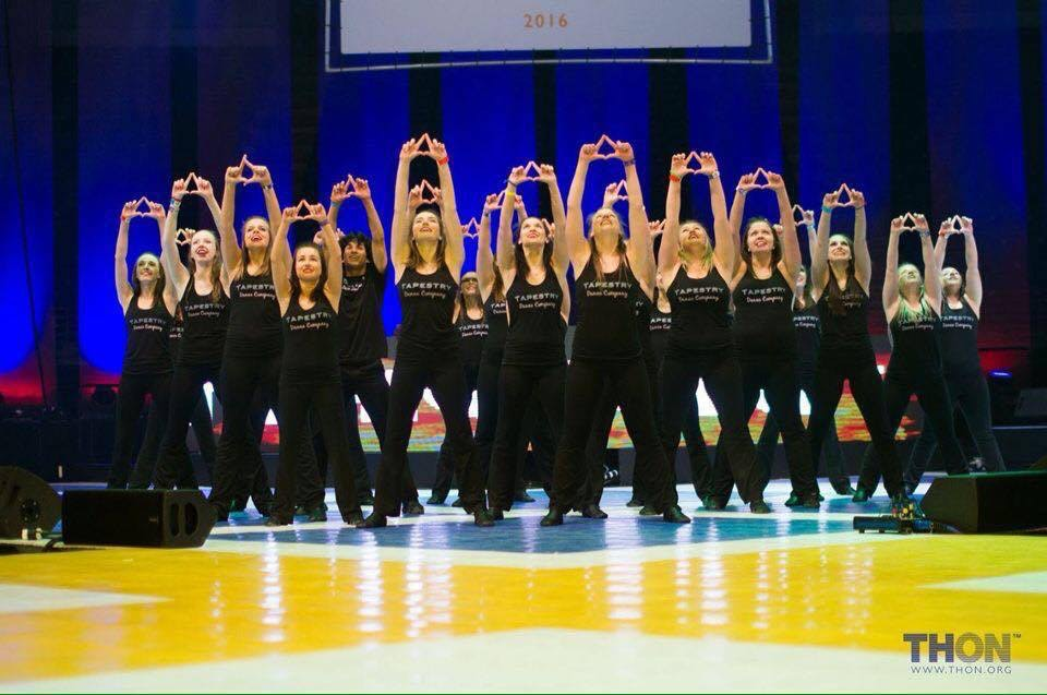 Tapestry Dance Company Benefiting THON