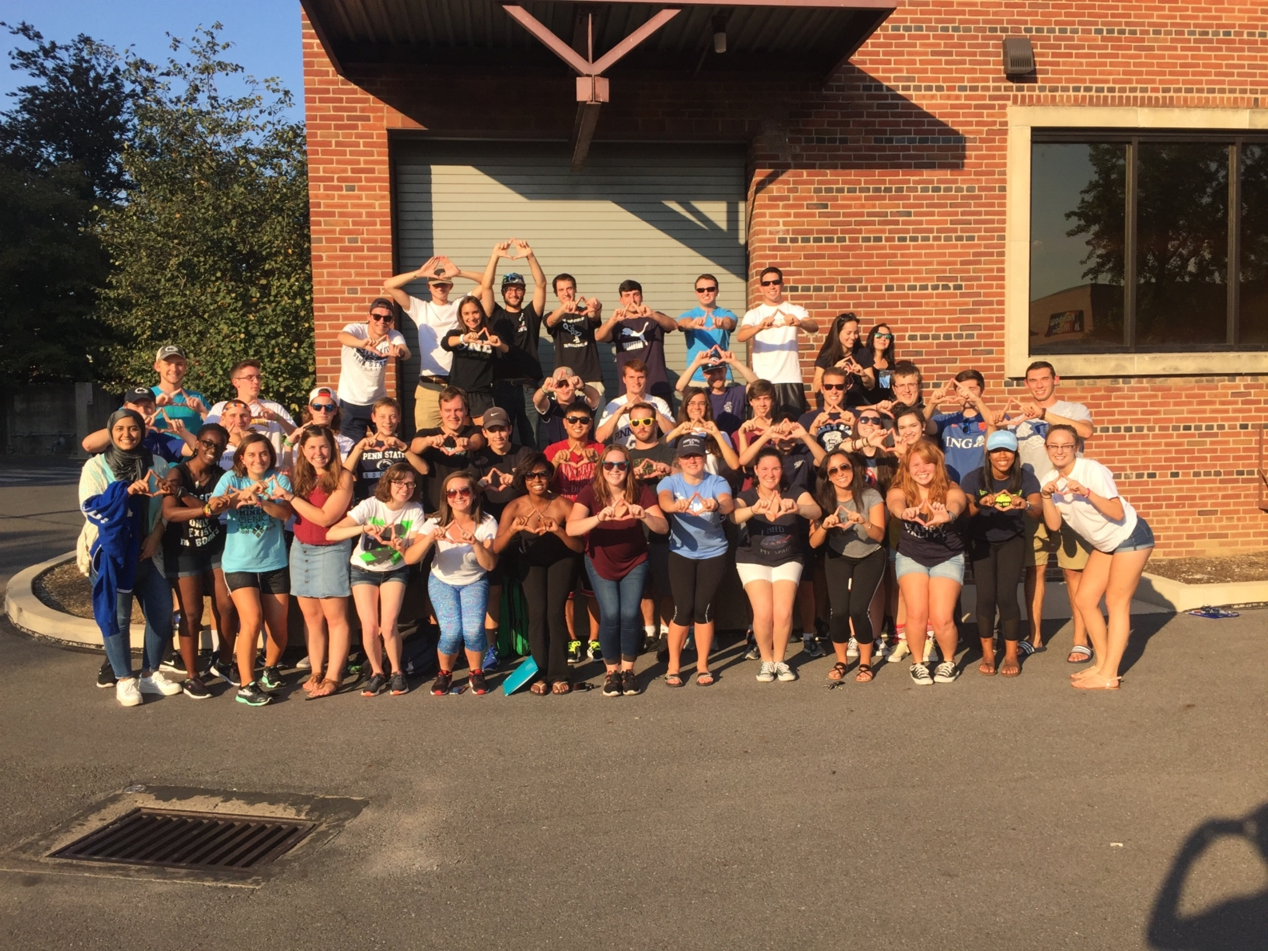 College of Earth and Mineral Sciences Student Council Benefiting THON