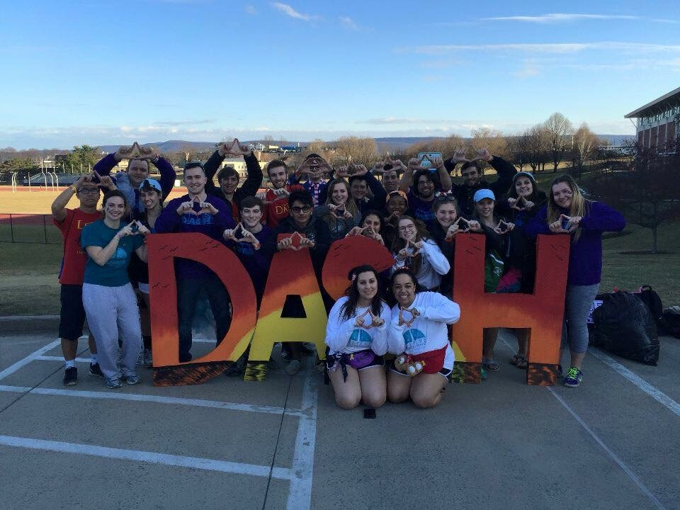 DASH benefitting THON