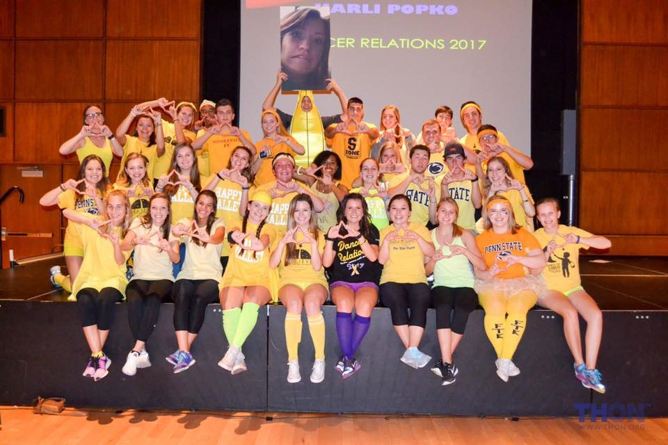 THON Dancer Relations Benefiting THON