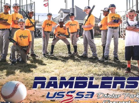 Roberson Ramblers 10U Baseball