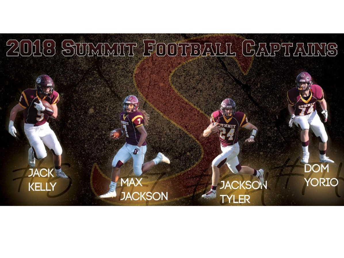Summit Football 2018