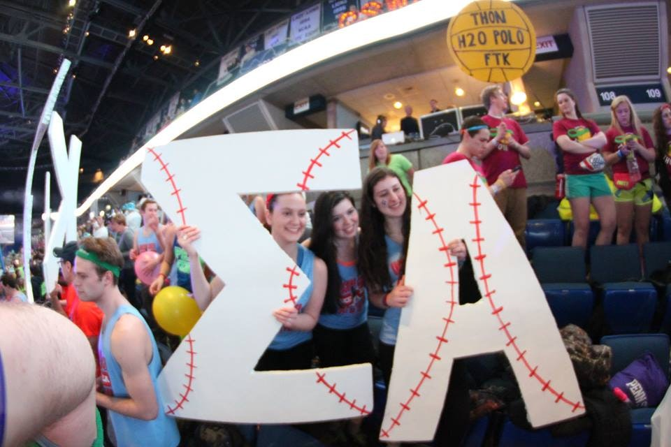 Sigma Alpha Benefiting THON