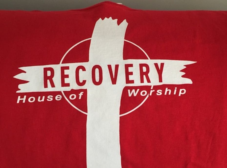 Recovery House of Worship Church Planting Movement