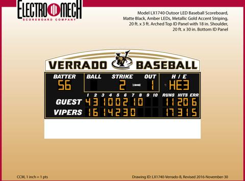booster clubs fundraising - Verrado baseball