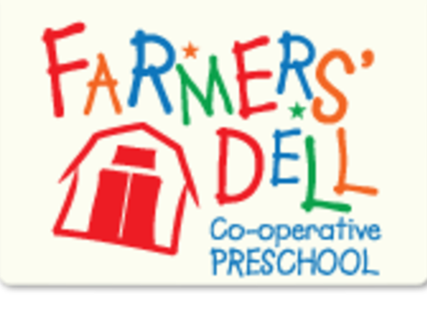 daycare & nurseries fundraising - Farmers' Dell Cooperative Preschool