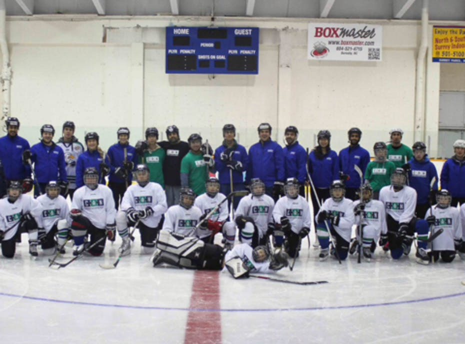 Surrey Stingrays Hockey Team