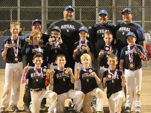baseball fundraising - Regal Rebels - Buchanan