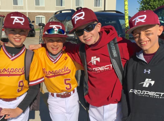 baseball fundraising - Halser Youth Baseball