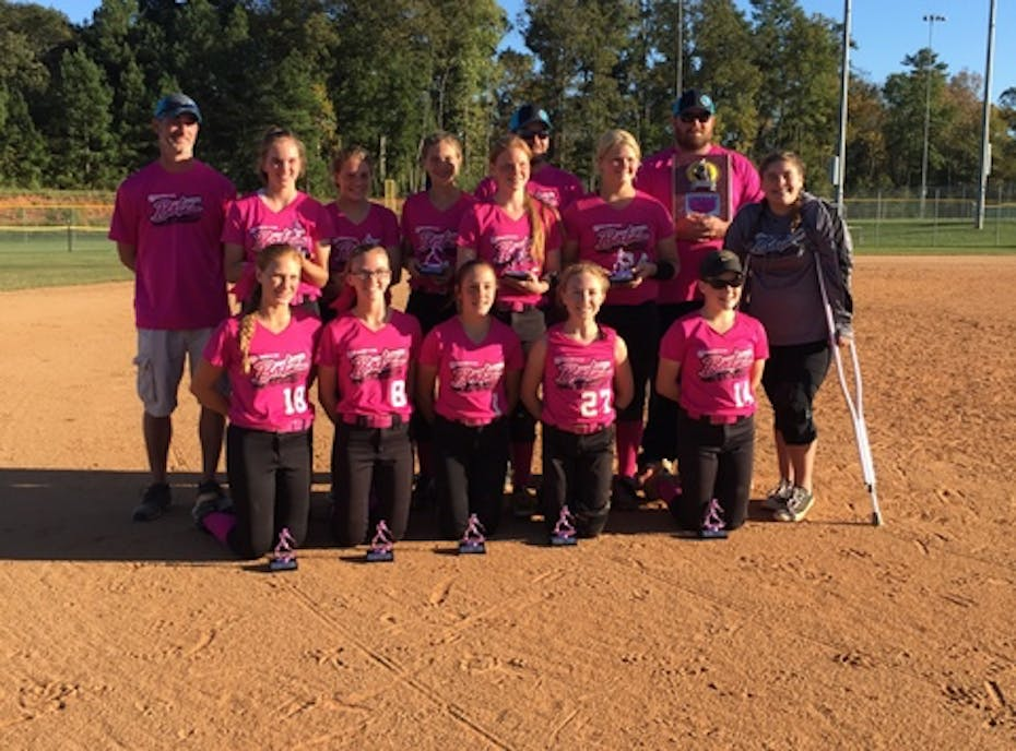 The Batz Fastpitch Softball