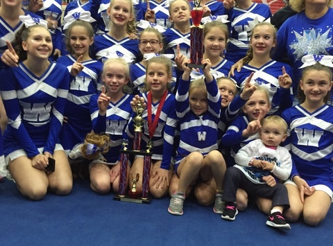 cheerleading fundraising - Windber Competition Cheerleaders