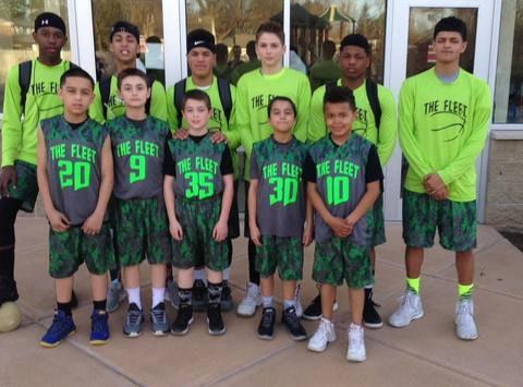 wake fundraising - Fleet Basketball