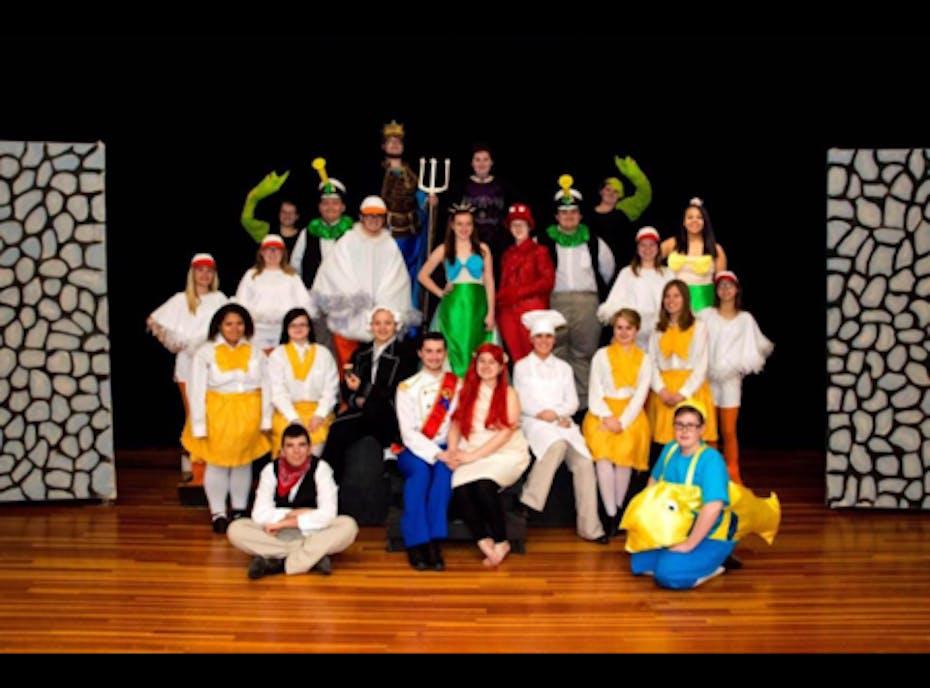 Martins Ferry High School Theatre