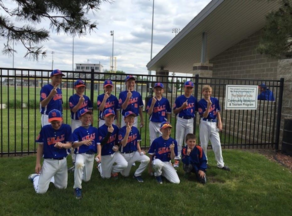 SWAT Miracle Baseball