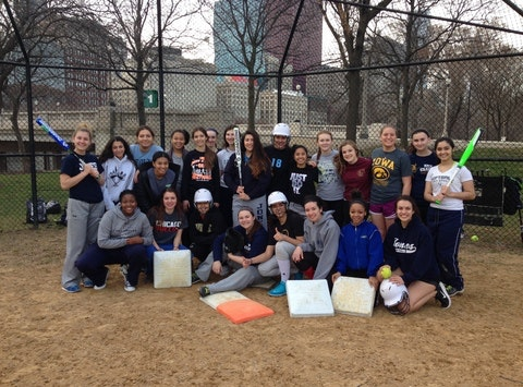 sports teams, athletes & associations fundraising - Jones College Prep Softball