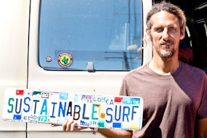 Sustainable Surf - DEEP BLUE LIFE