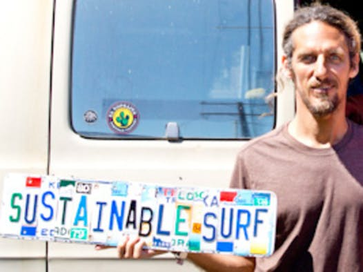 surfing fundraising - Sustainable Surf - DEEP BLUE LIFE