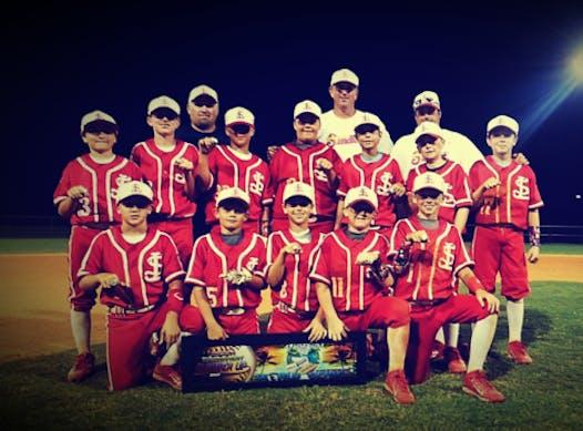baseball fundraising - Sandlot Baseball