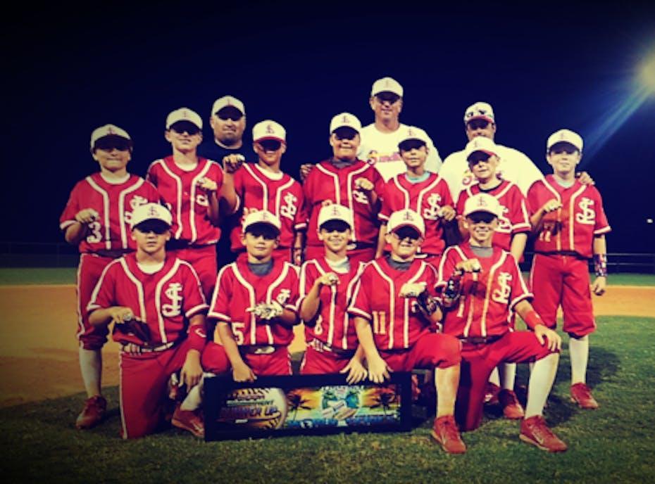 Sandlot Baseball