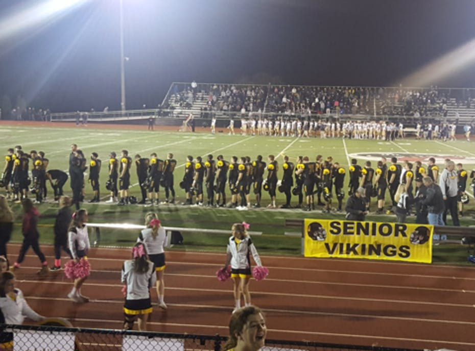 Archbishop Wood Vikings Football